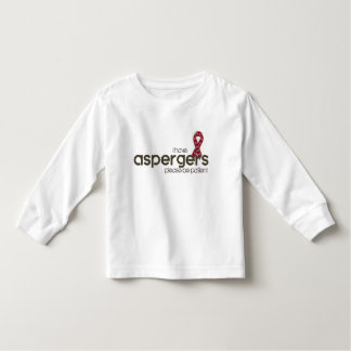 I have Aspergers Toddler T-shirt