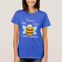 I Have Autism Cute Pun T-Shirt