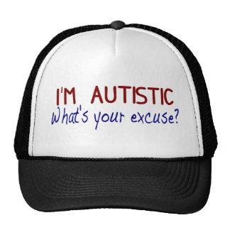 I Have Autism Trucker Hats