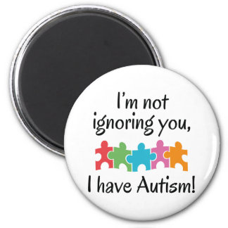 I Have Autism Magnet