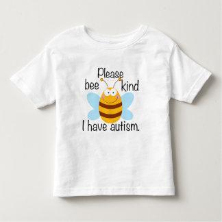 I Have Autism Toddler Toddler T-shirt