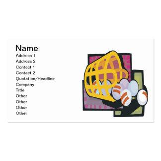 I Have Balls Business Card