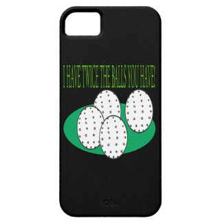 I Have Balls iPhone 5 Cases