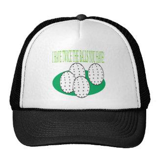I Have Balls Trucker Hat