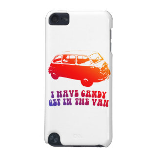 I Have Candy, Get In The Van iPod Touch 5G Covers
