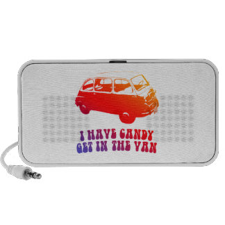 I Have Candy, Get In The Van Mini Speaker