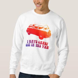 I Have Candy, Get In The Van Sweatshirt