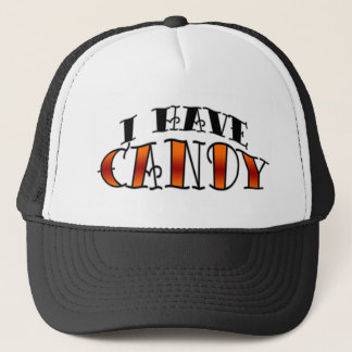 I have candy trucker hat