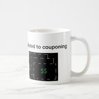 I have coupons! coffee mug