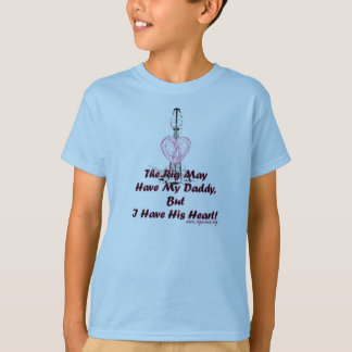 I have daddys heart T-Shirt