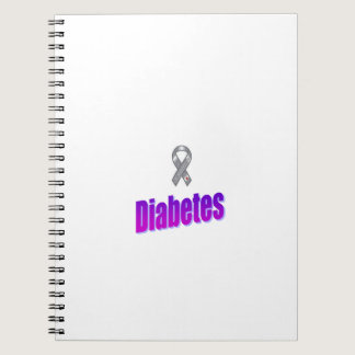I have Diabetes, Diabetes does not have me! Notebook
