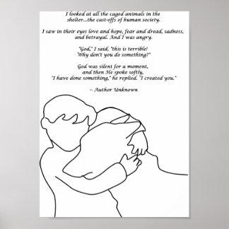 I Have Done Something Poem Poster