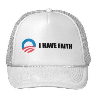 I HAVE FAITH HAT