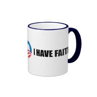 I HAVE FAITH MUG