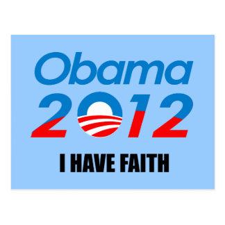 I HAVE FAITH POSTCARDS