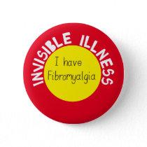 I have Fibromyalgia pin badge fibro awareness