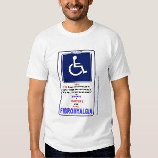 I have Fibromyalgia Shirt