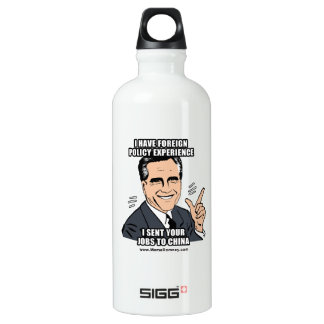 I HAVE FOREIGN POLICY EXPERIENCE SIGG TRAVELER 0.6L WATER BOTTLE
