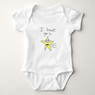 I Have Gas Baby Bodysuit