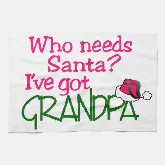 I Have Got Grandpa Kitchen Towels