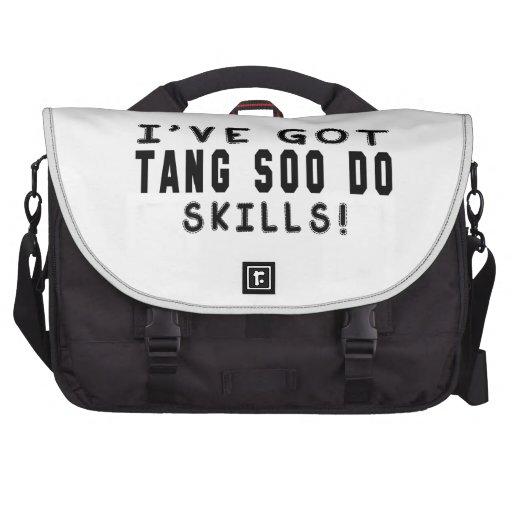 I Have Got Tang Soo do Martial Arts Skills Commuter Bags