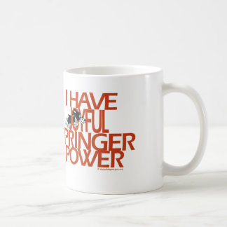 I Have Joyful Springer Power Coffee Mug
