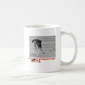 I Have Joyful Springer Power Customize With Photo Mug