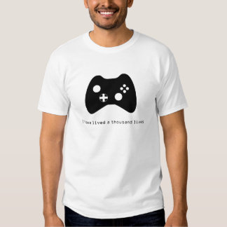 I Have Lived A Thousand Lives - Gaming T-Shirt