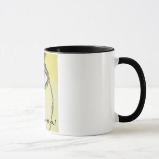 I have my eye on You MUG! Mug