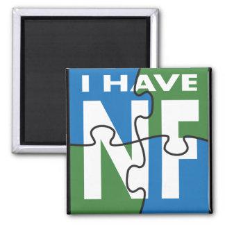 I Have NF Refrigerator Magnet