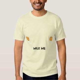 """I have nipples. Can you Milk Me, Greg?"" Shirt"