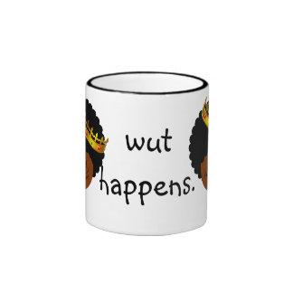 I Have No Idea What I Did at Last Night's Party Ringer Mug