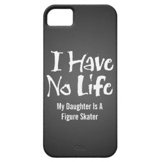 I Have No Life iPhone 5 Cases