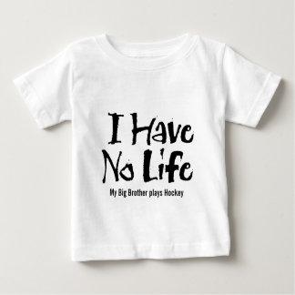 I Have No Life (Hockey) Infant T-shirt