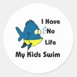 I Have No Life Sticker