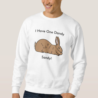 I Have One Dandy Sandy! Sweatshirt
