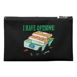 I Have Options Travel Accessories Bags