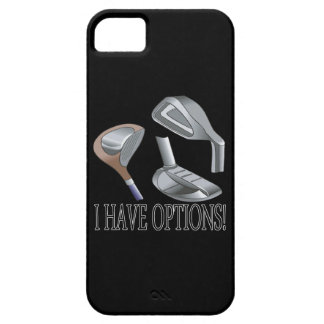 I Have Options iPhone SE/5/5s Case