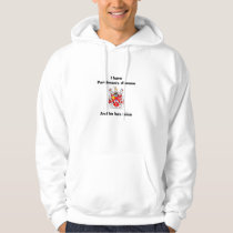 I have Parkinson's Disease and he has mine Hoodie