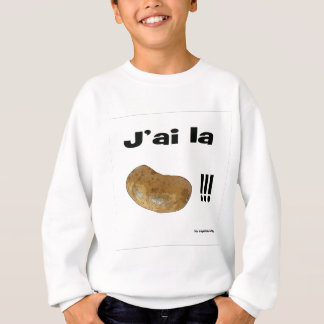 I have potato sweatshirt