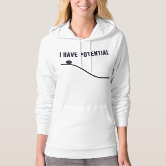I Have Potential Energy Pullover