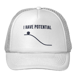 I Have Potential Energy Trucker Hat