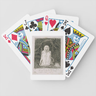 I Have Said to the Worm Thou Art My Mother and My Bicycle Playing Cards