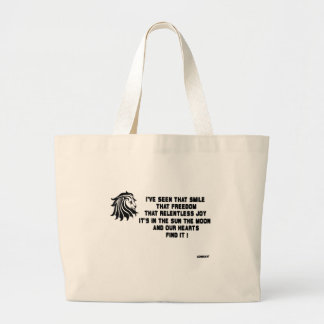 I have seen that large tote bag