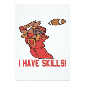 I Have Skills Card