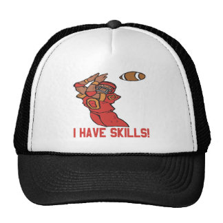 I Have Skills Trucker Hat