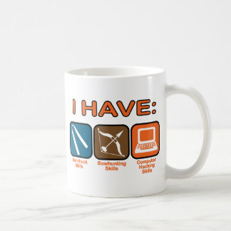 I Have Skills Napoleon Dynamite Coffee Mug