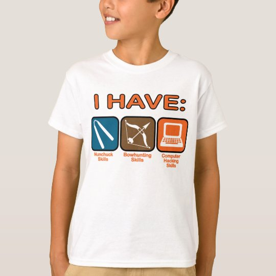 I Have Skills Napoleon Dynamite T-Shirt