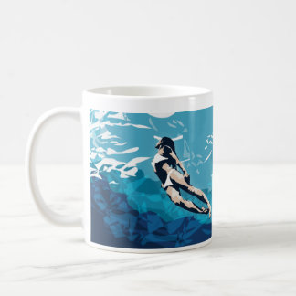 I Have The Biggest Home In The Planet, The Ocean Coffee Mug