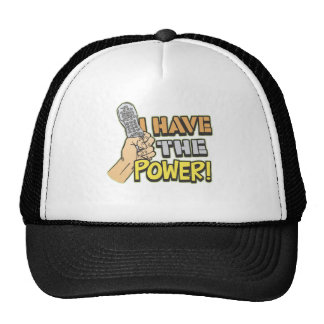 I Have the Power Mesh Hat